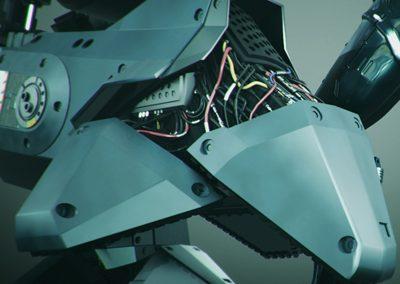 Ed 209 vs Robocop